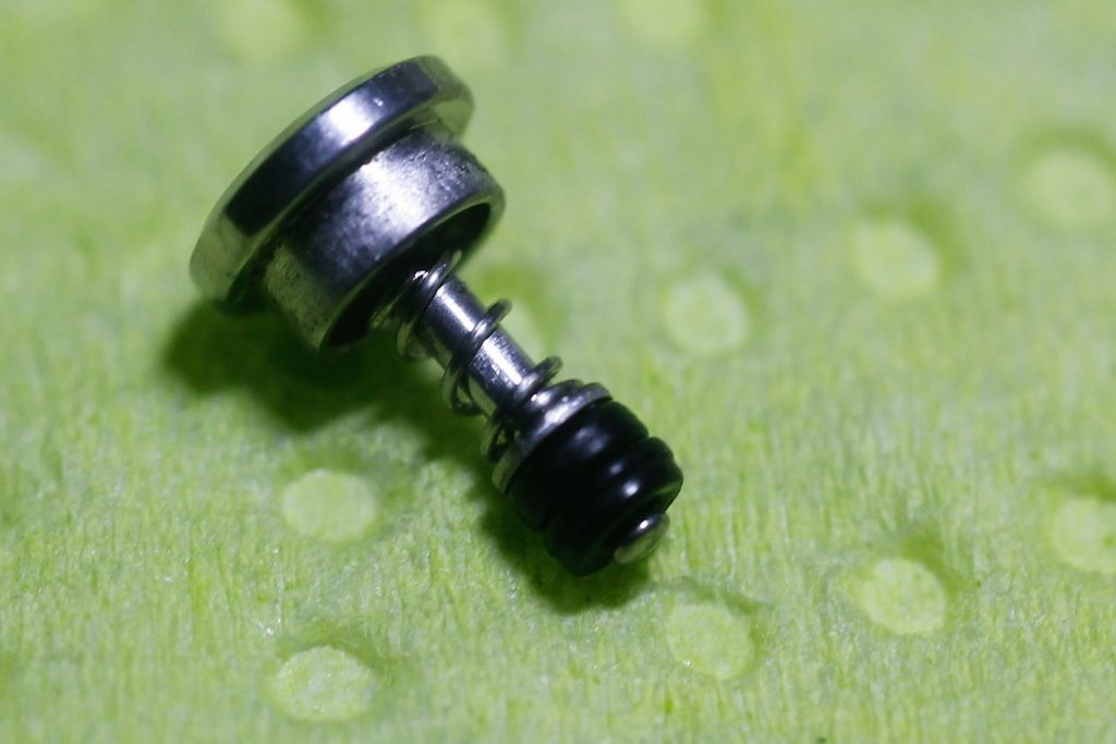 Partes de un boton