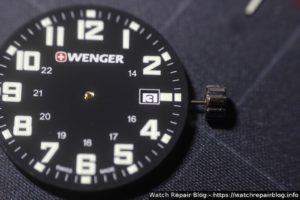 Wenger Field Classic - Date Change Position